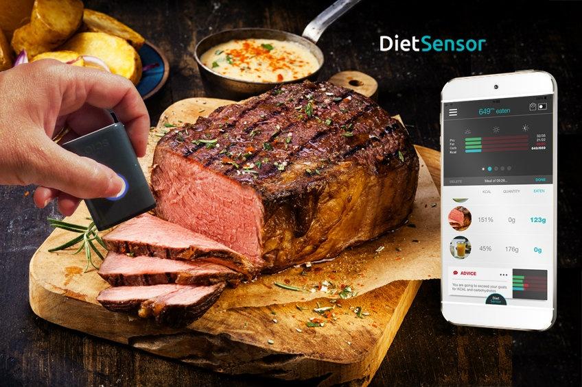 DietSensor food-scanning app wins CES 2016 Innovation Award Honors