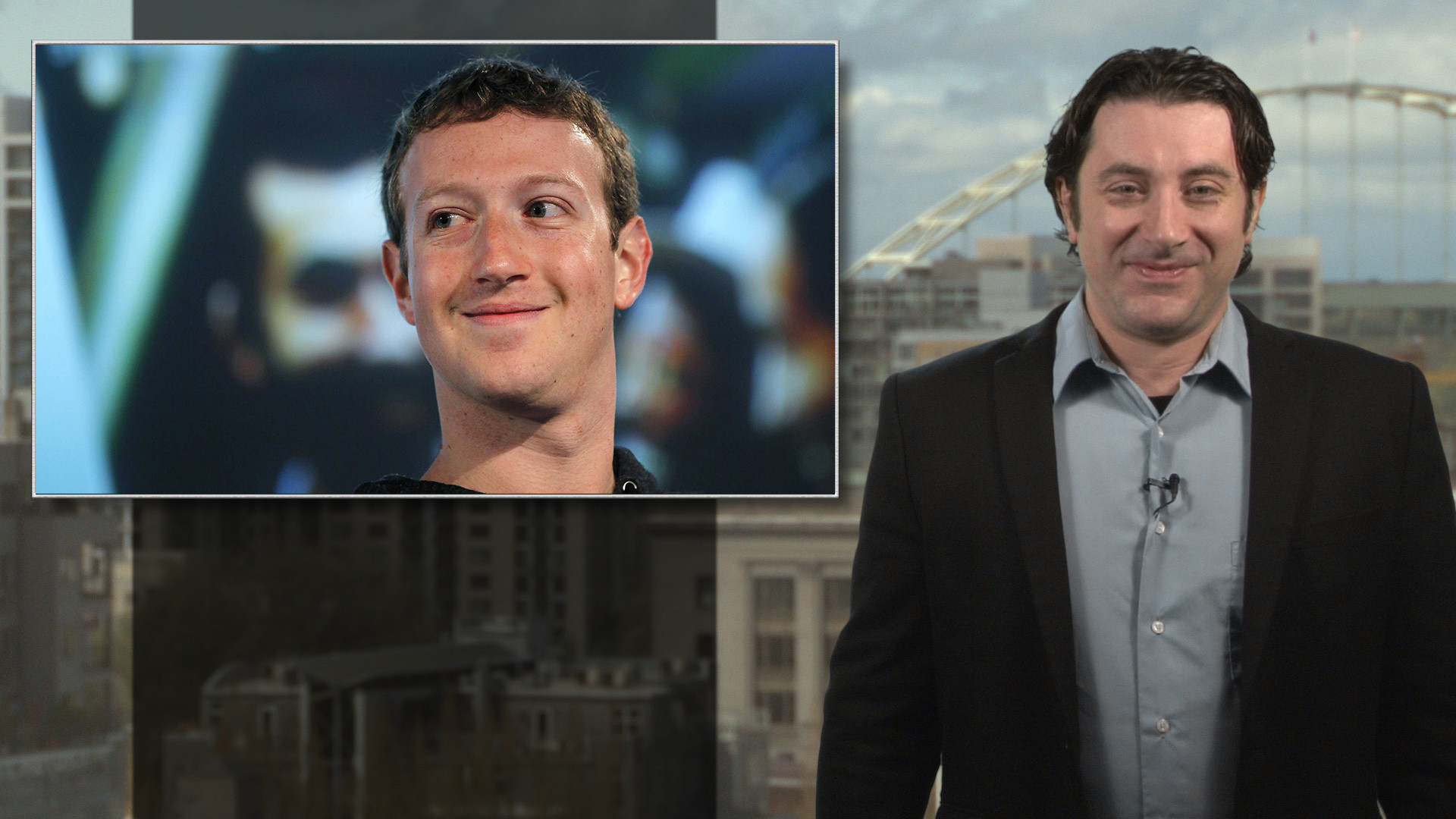 Zuck's security team costs $5M a year, VW used PowerPoint to cheat