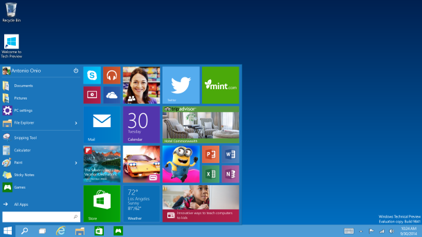 6 apps with Windows 10 features