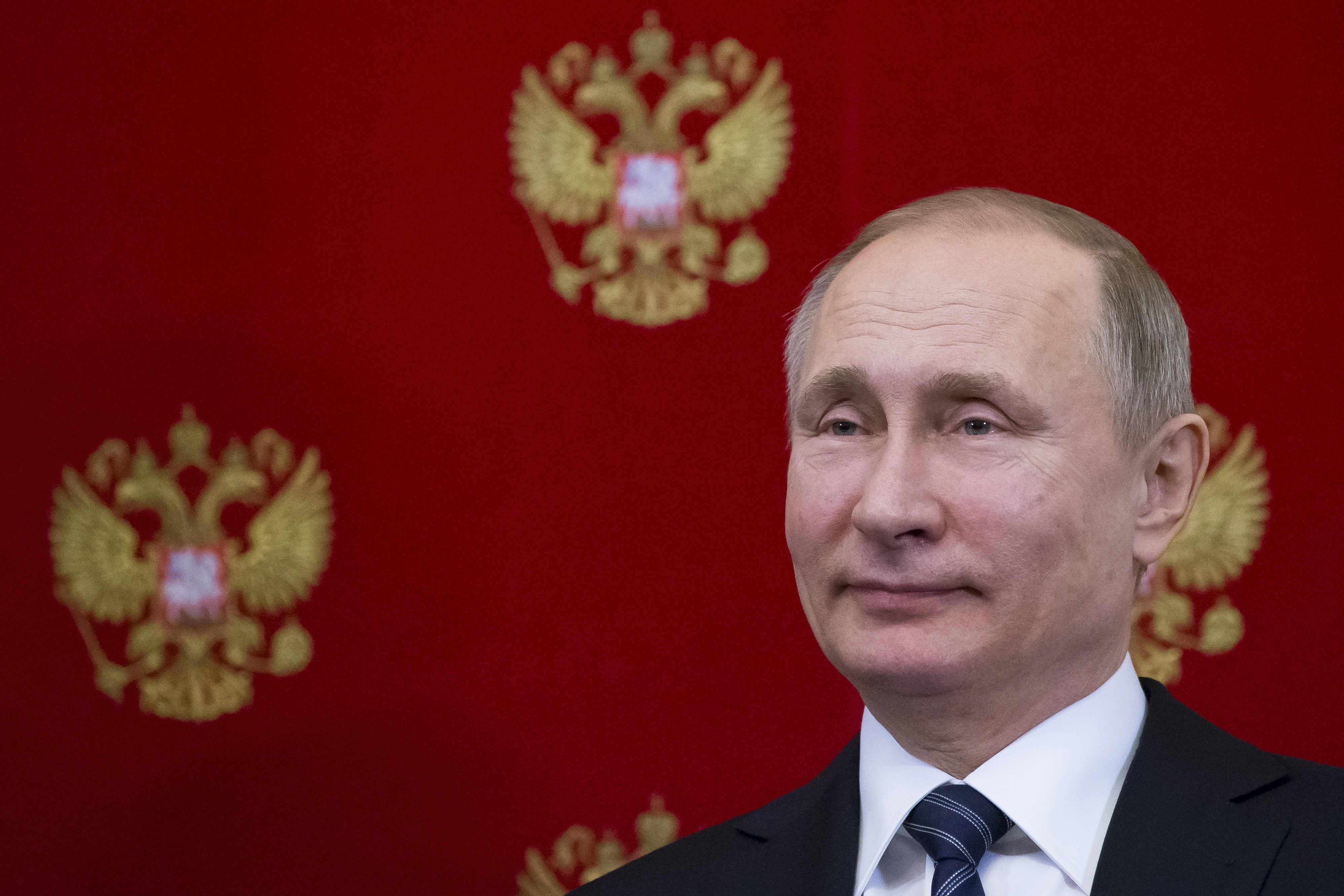 Vladimir Putin Is Reportedly Richer Than Bill Gates and Jeff Bezos Combined