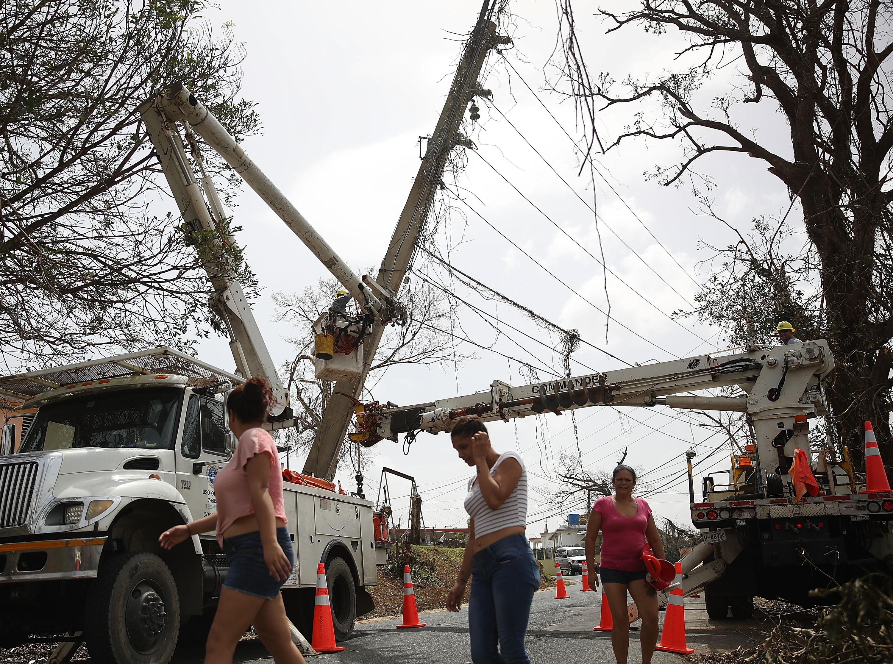 AT&T Drones Are Cleared for Take Off in Puerto Rico