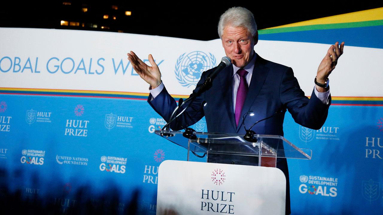 Bill Clinton awards $1M to refugee ridesharing startup