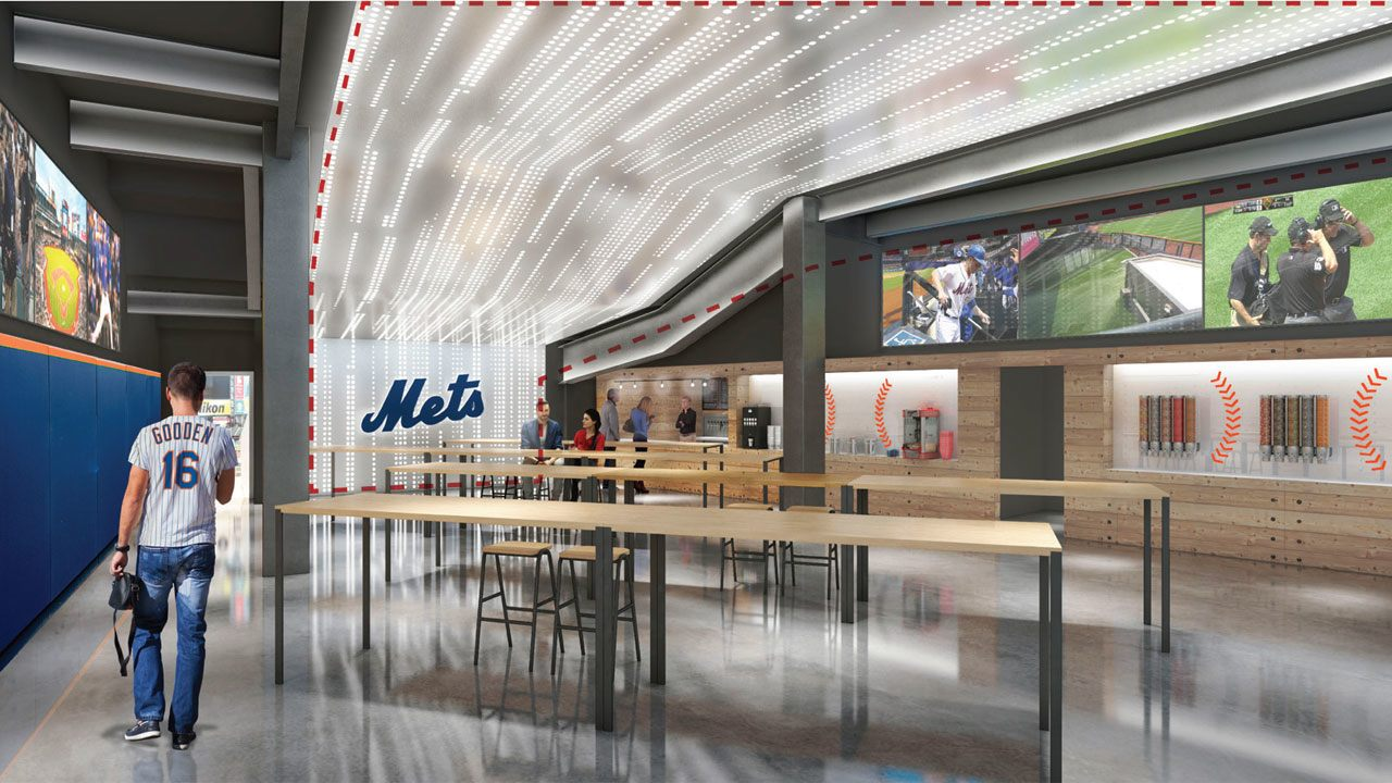Mets renovate high-end club in pitch to businesses