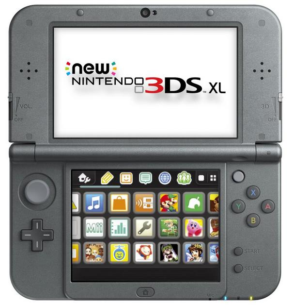Nintendo's New 3DS XL Playable at PAX South This Week