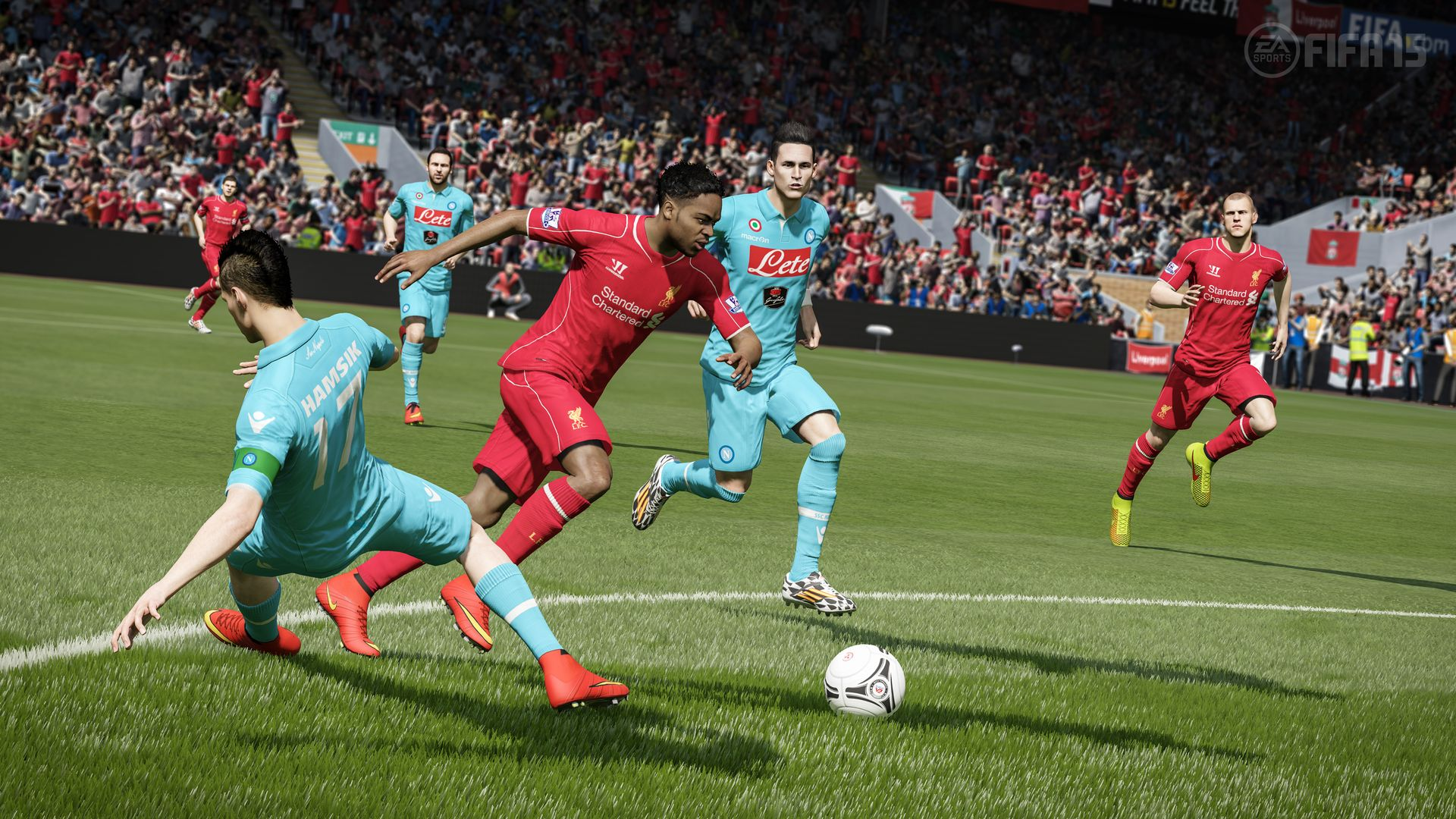 FIFA 15 Released Early on Xbox One via EA Access