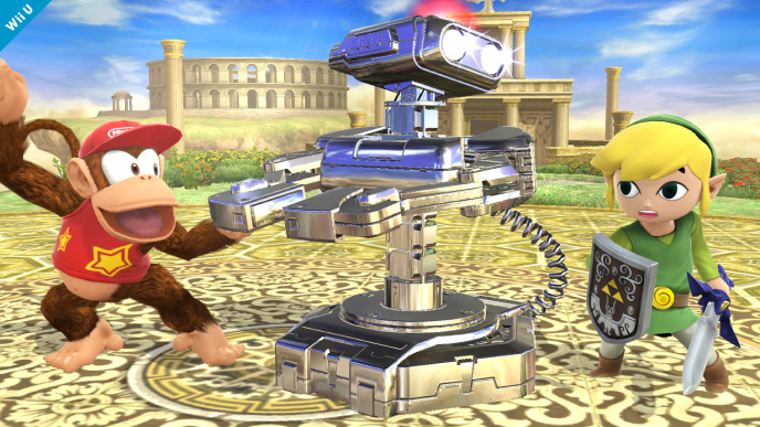 Smash Bros. Wii U Features Stage Creator and Board Game Mode, Listing Claims
