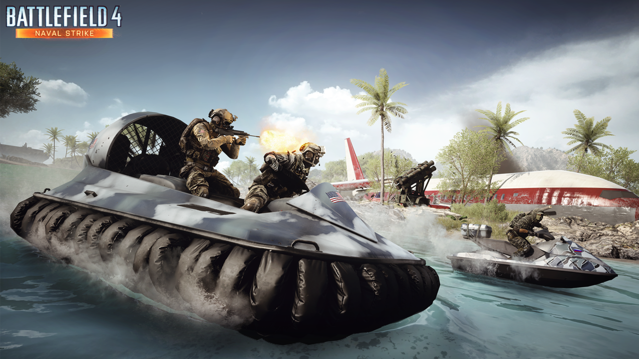 PlayStation Plus Members Get Free Battlefield 4 on PS3 for a Week
