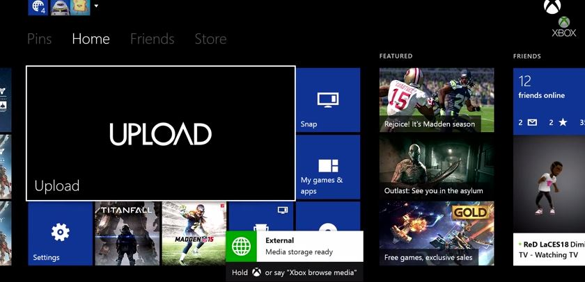 September's Xbox One Update Out Today -- Here's What It Includes