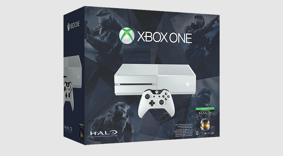 $350 White Xbox One Halo Bundle Coming Soon