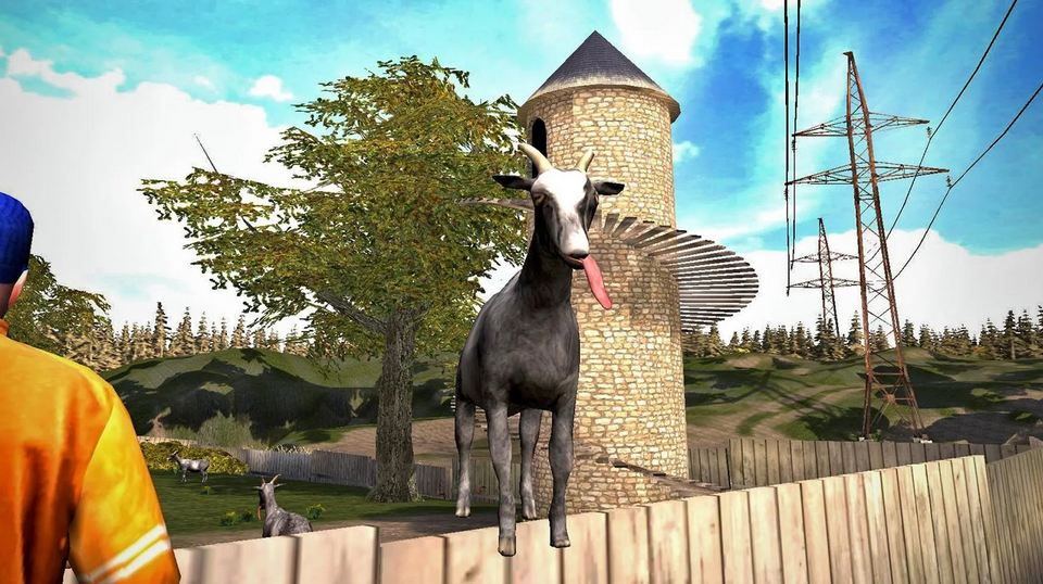 Goat Simulator Hits Mobile, Dev Jokes That You Should Spend $5 On Something Else
