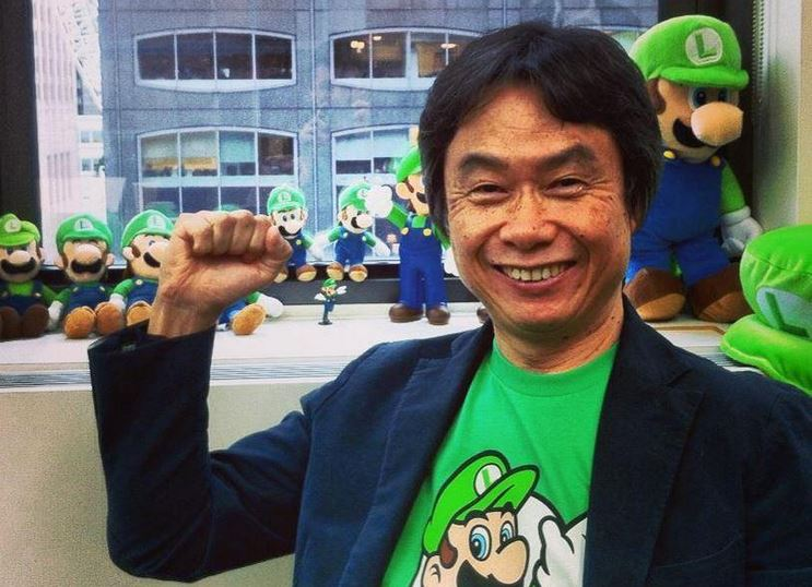 Nintendo's Miyamoto Doesn't Want to Make Games for People Who Have Only A