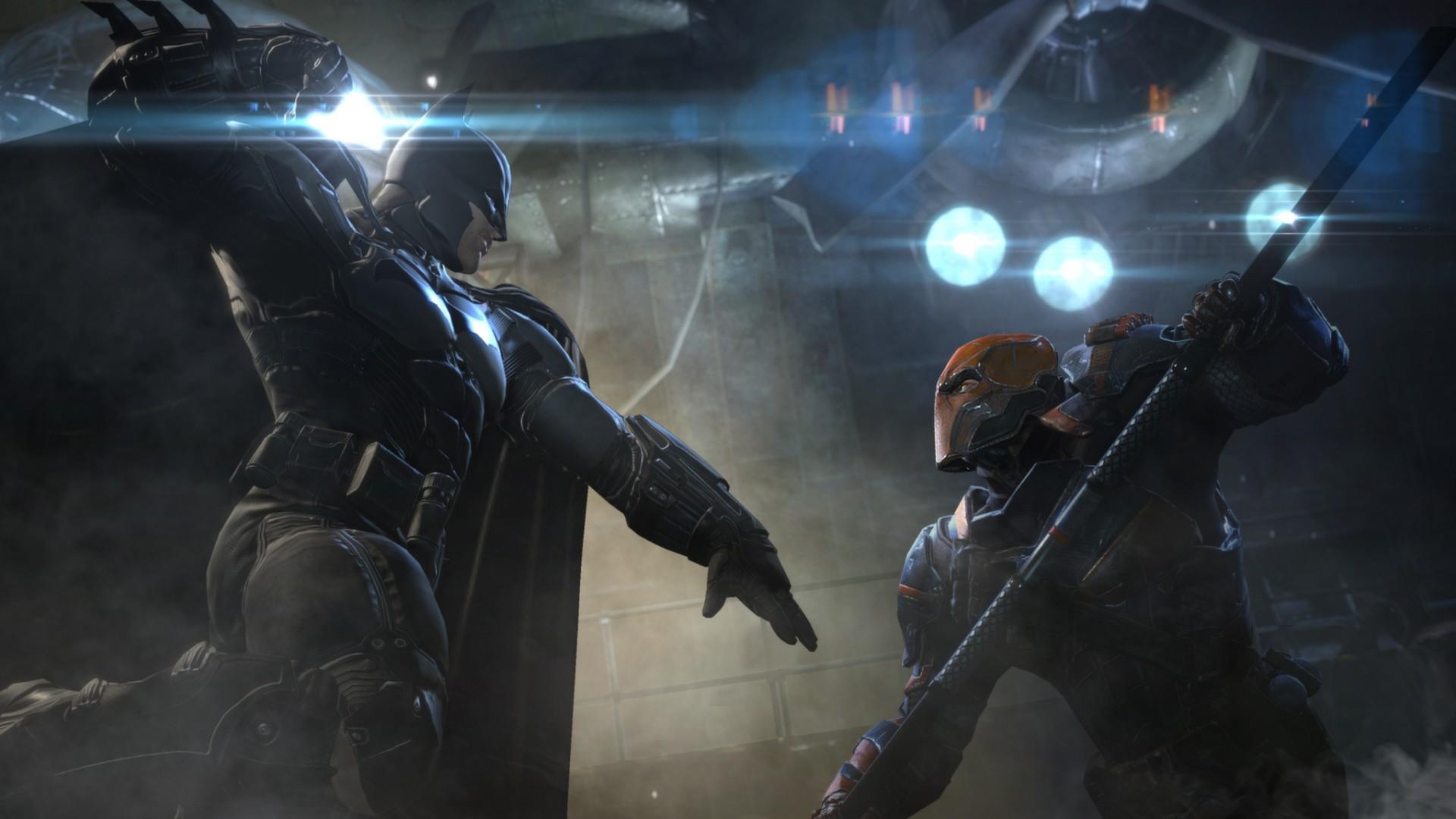 Gaming Deals: $5 Batman Games, $45 PS4 Camera, $300 Xbox One Bundle
