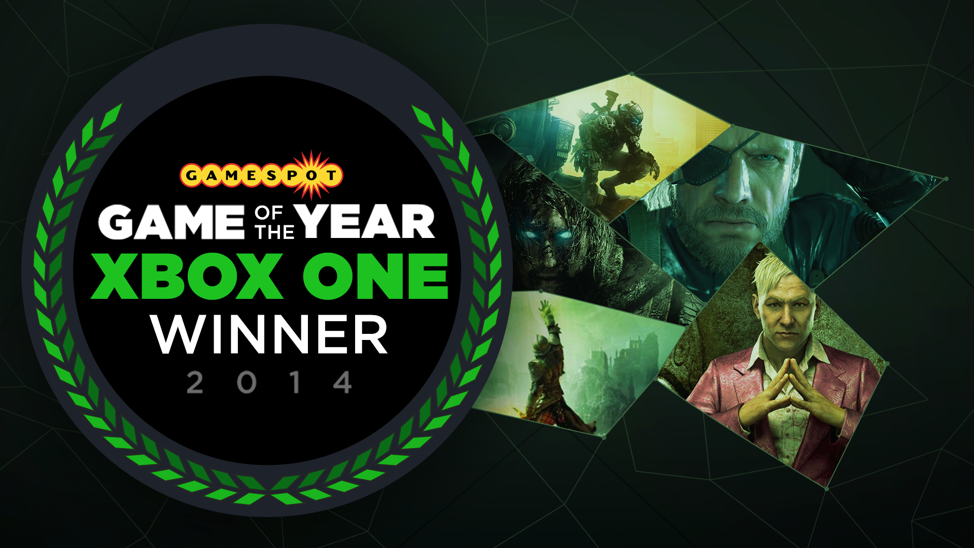 Middle-earth: Shadow of Mordor - Xbox One Game of the Year