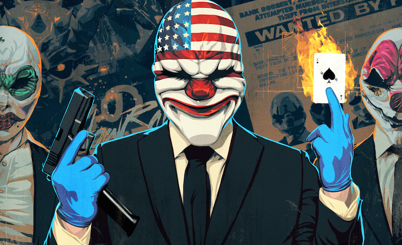 Payday 2: Crimewave Coming to PS4, Xbox One in June