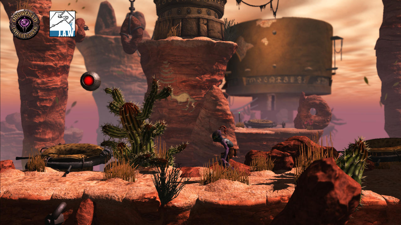 Oddworld New 'n' Tasty Wii U Facing Challenges, but Not Canceled