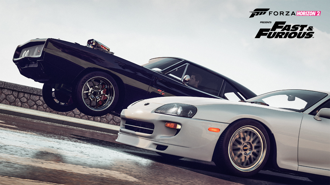 Xbox One's Free Forza Fast & Furious Game Out Now