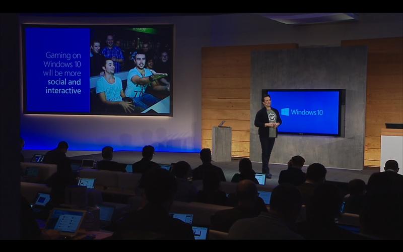 Windows 10 Xbox App Revealed