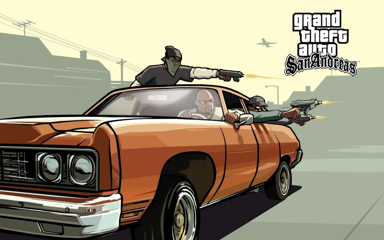 GTA: San Andreas Re-Release Coming to Xbox 360 [UPDATE]