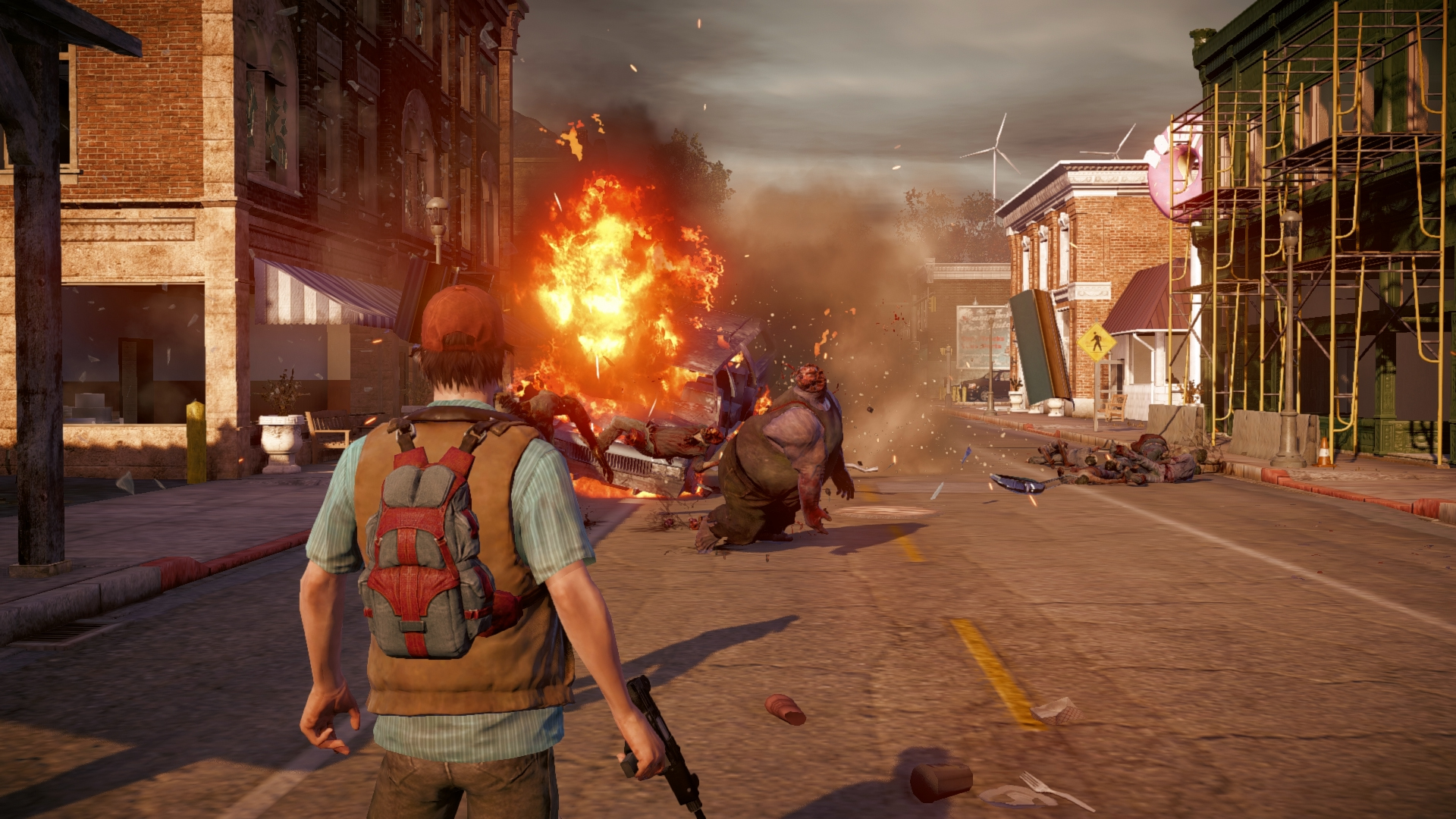 State of Decay getting 1080p remaster for Xbox One