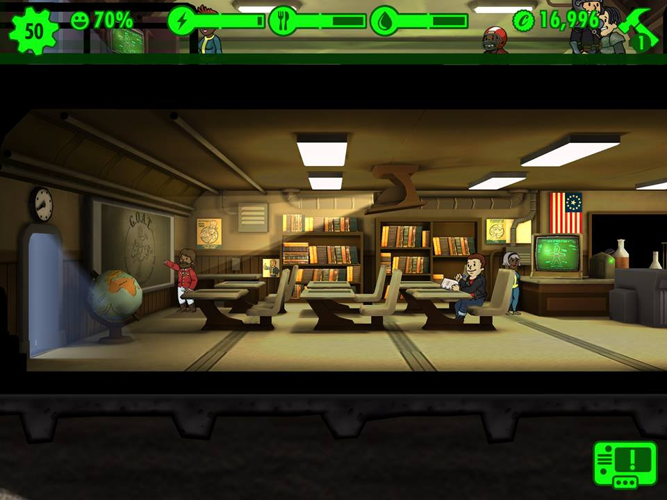 Fallout Shelter Android Version Release Window Revealed