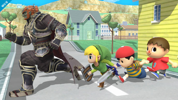 Super Smash Bros. on Wii U Confirms Eight-Player Battles, Mewtwo DLC, and Stage Creator