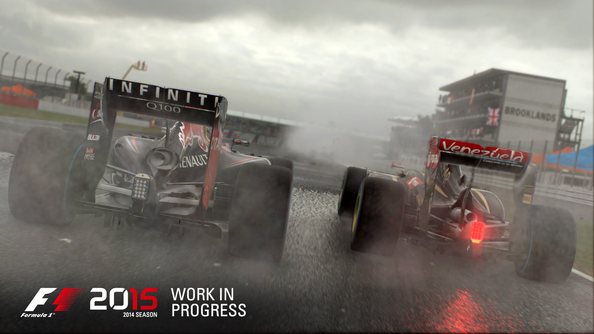 F1 2015 Xbox One, PS4, PC Promises