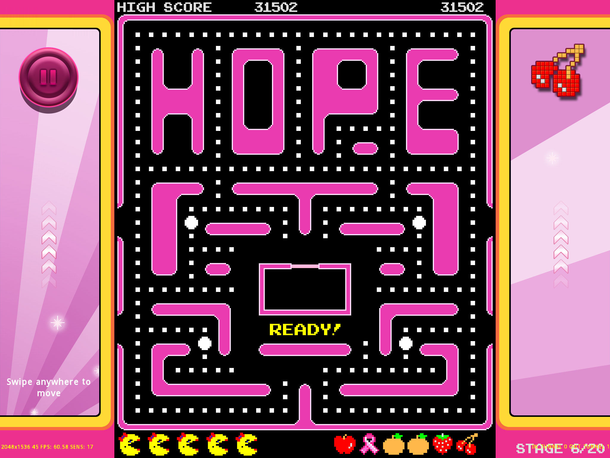 Pac-Man Franchise Launches Campaign to Fight Breast Cancer