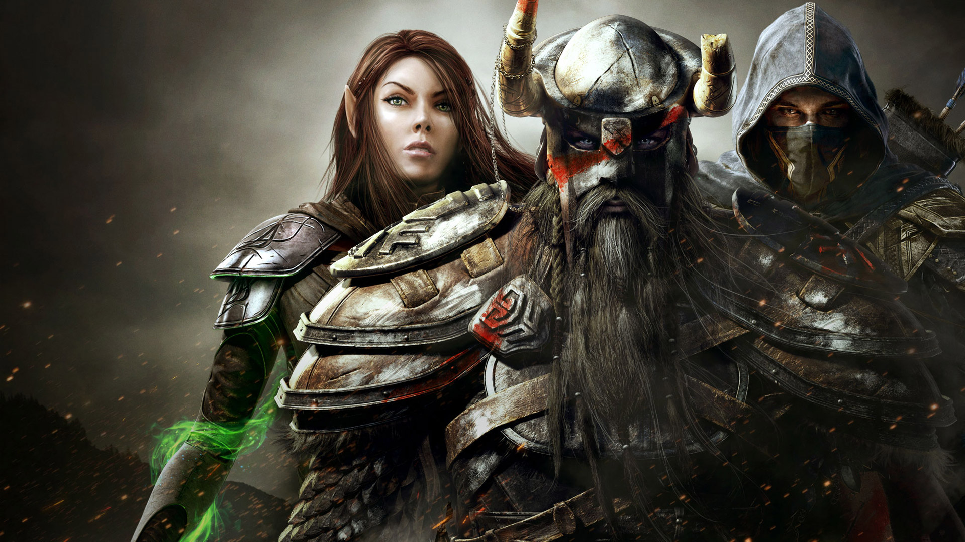 Elder Scrolls Online Ditches Mandatory Subscription on PC, PS4, and Xbox One