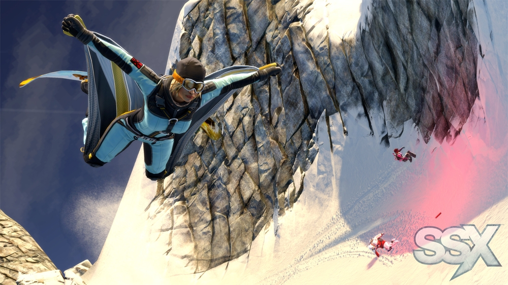 SSX Free on Xbox 360 Right Now
