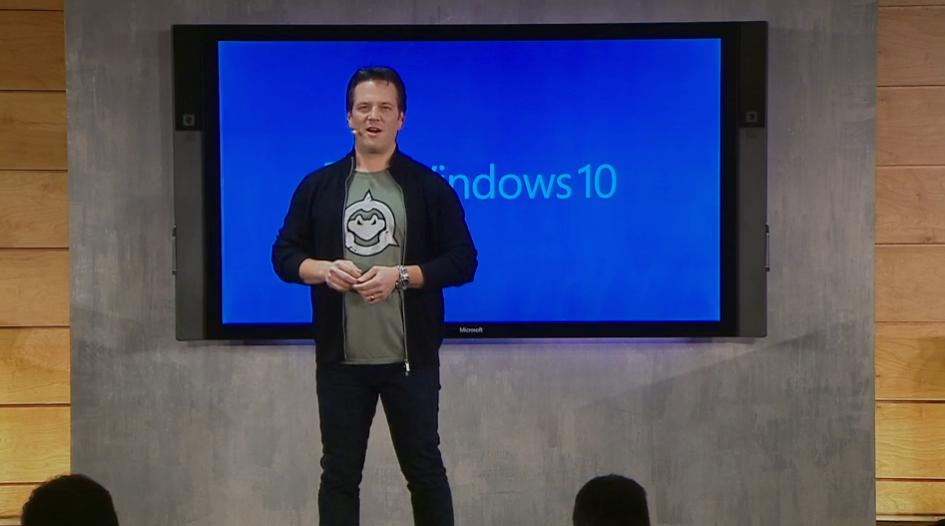 Xbox One to Integrate Windows 10 OS
