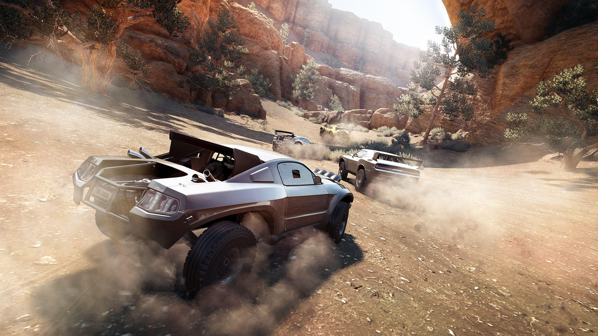 The Crew Xbox One, PS4 Beta Coming Next Month