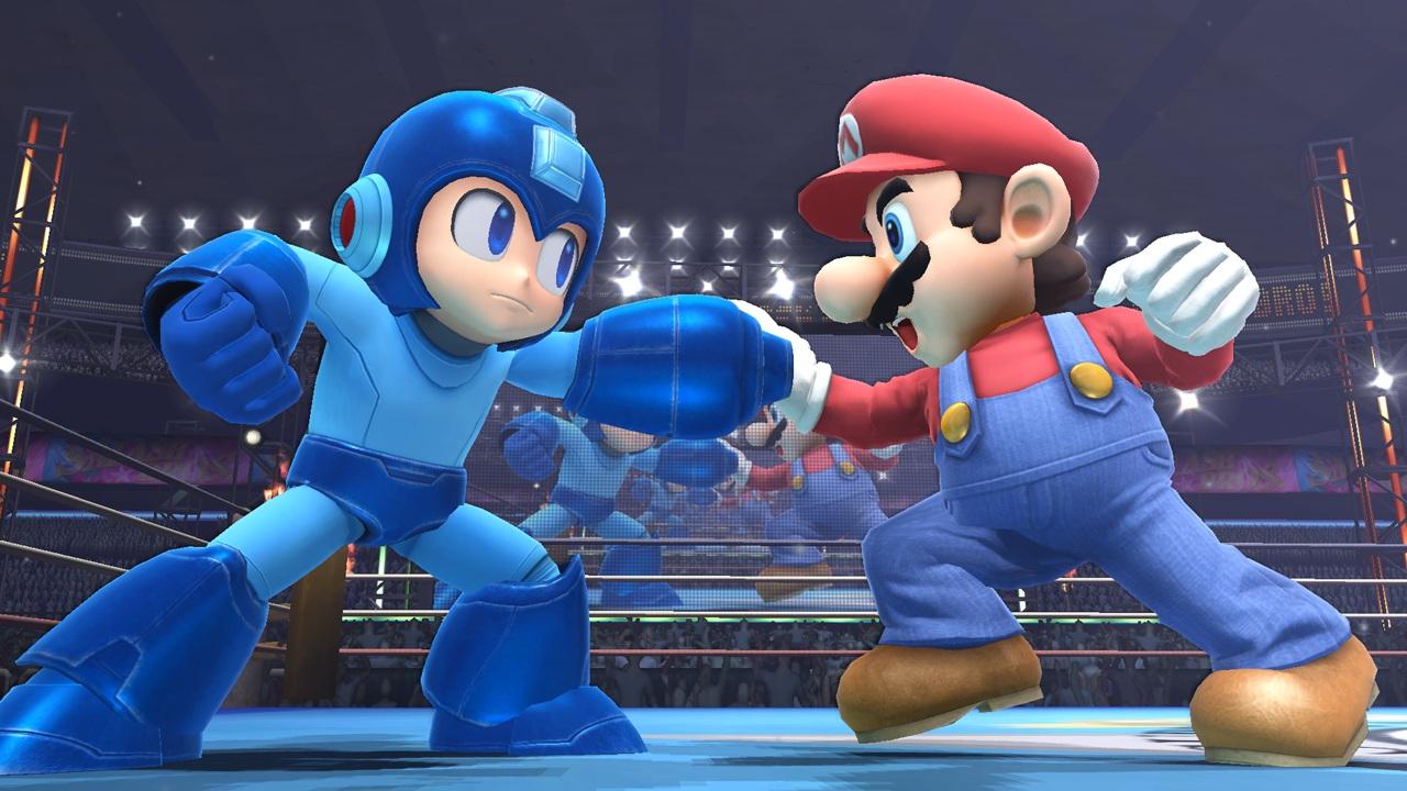 No More Balance Patches for Wii U Smash Bros.
