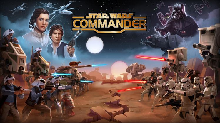 Star Wars Commander Launching Today For Android, Windows