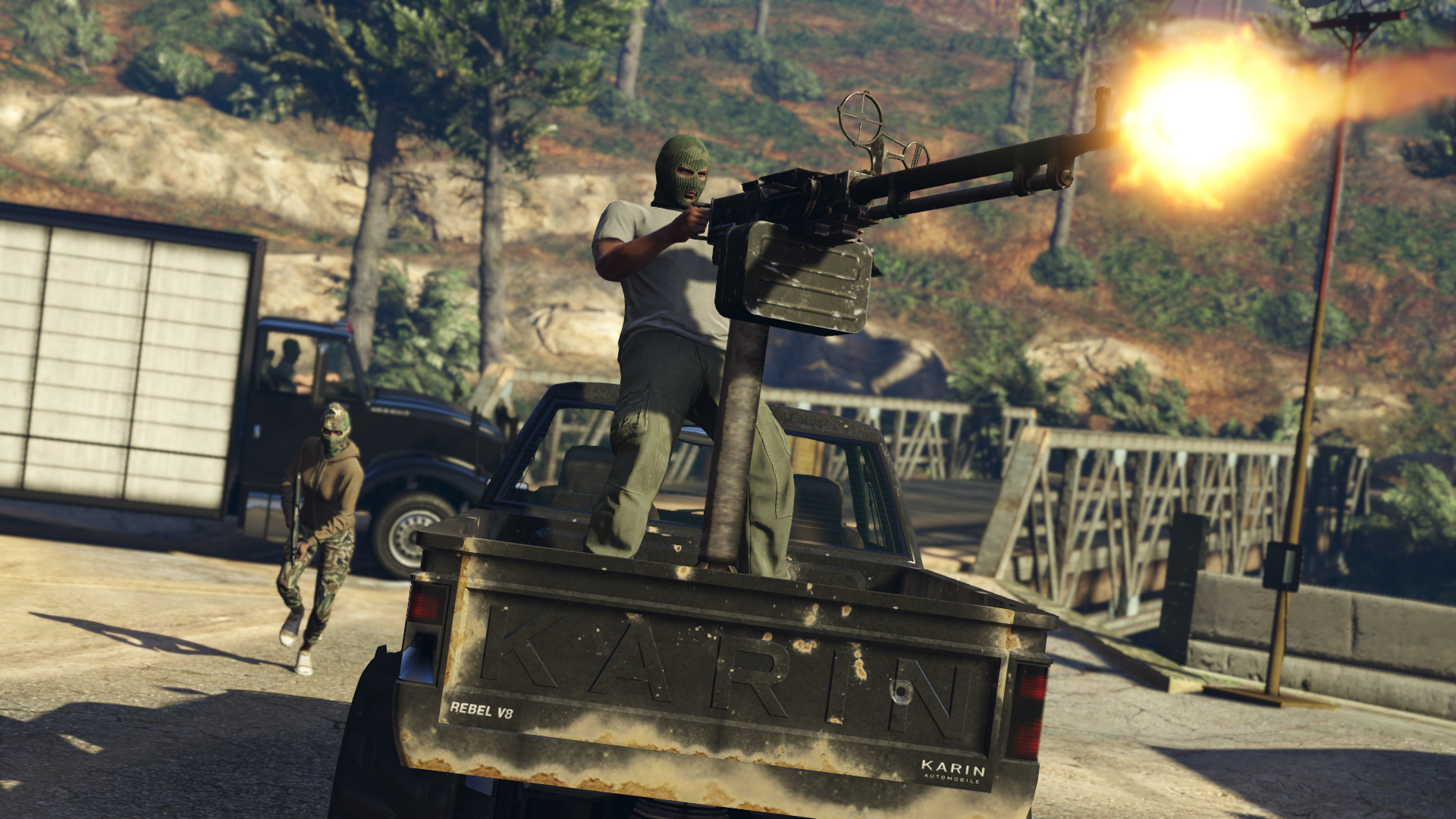 GTA 5 Xbox One/PS4 Graphics Took a Hit After Latest Patch, But a Fix Is Coming