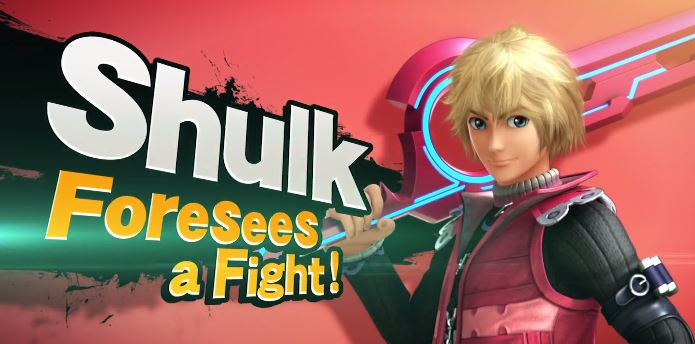 Super Smash Bros. Wii U/3DS Gets Xenoblade's Shulk As Playable Fighter