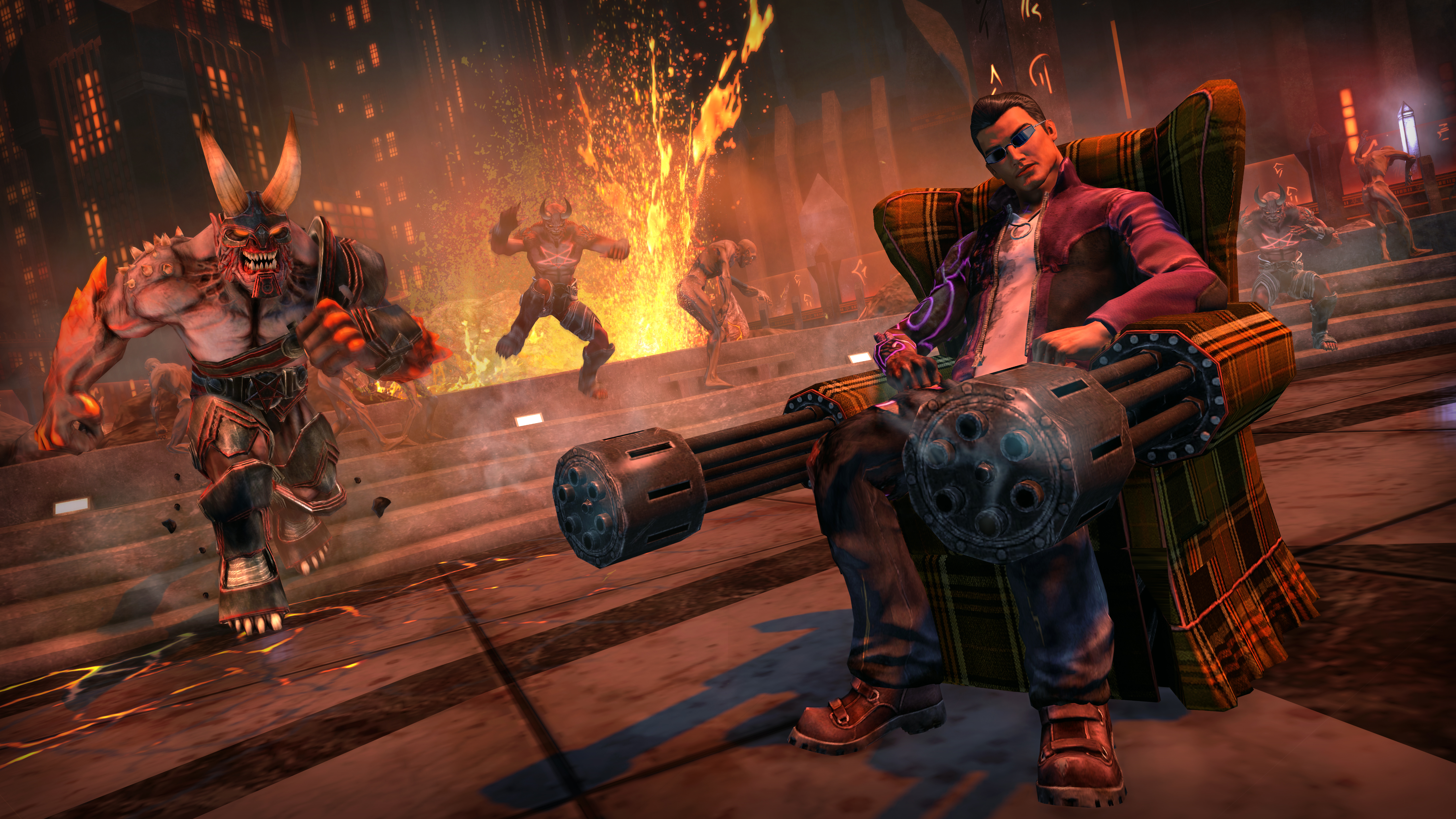 Saints Row's Xbox One/PS4 Debut Moved Up a Week