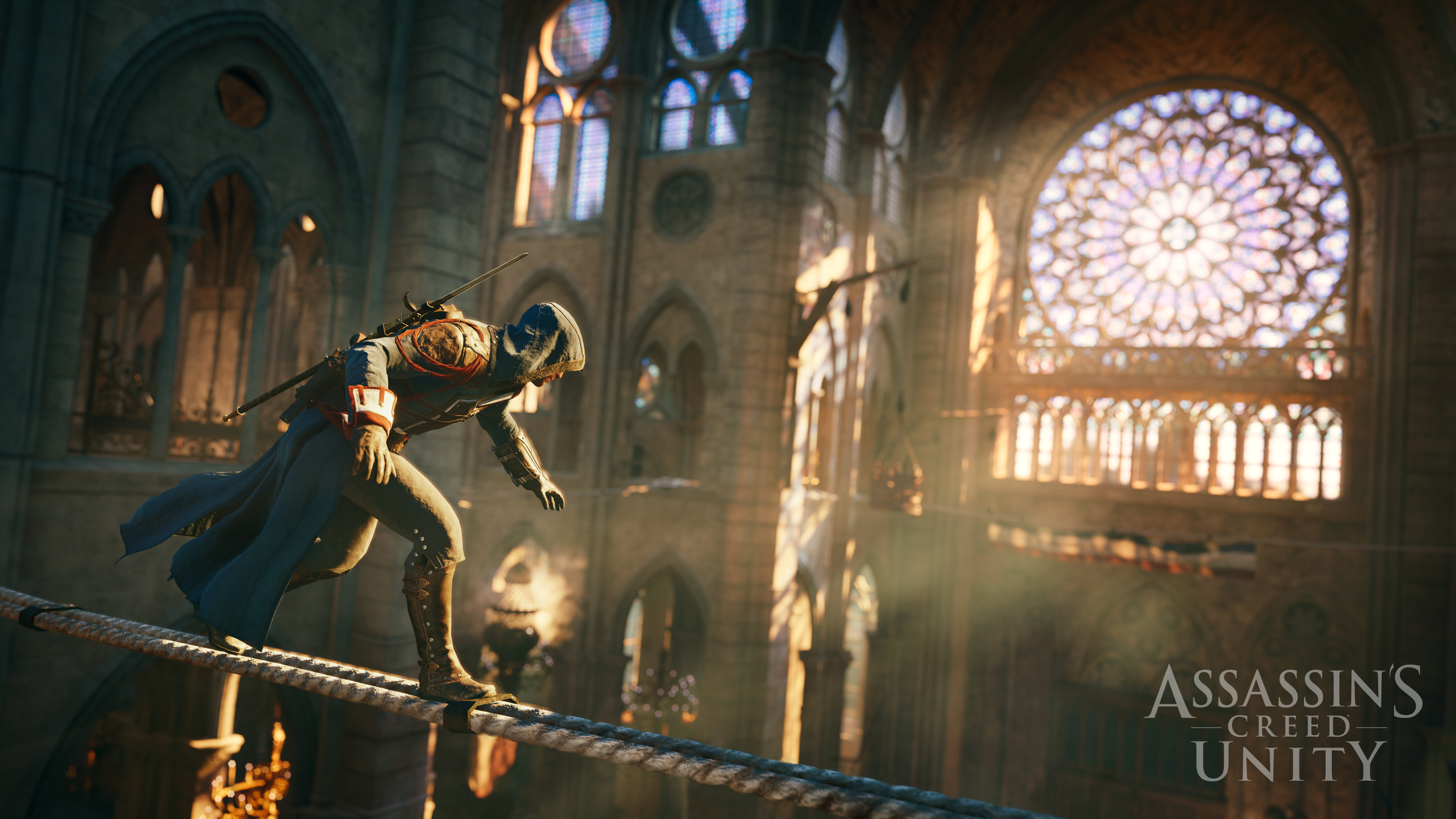 Assassin's Creed Unity Patch 4 Is 6.7 GB, Arrives Today On Xbox One and PS4