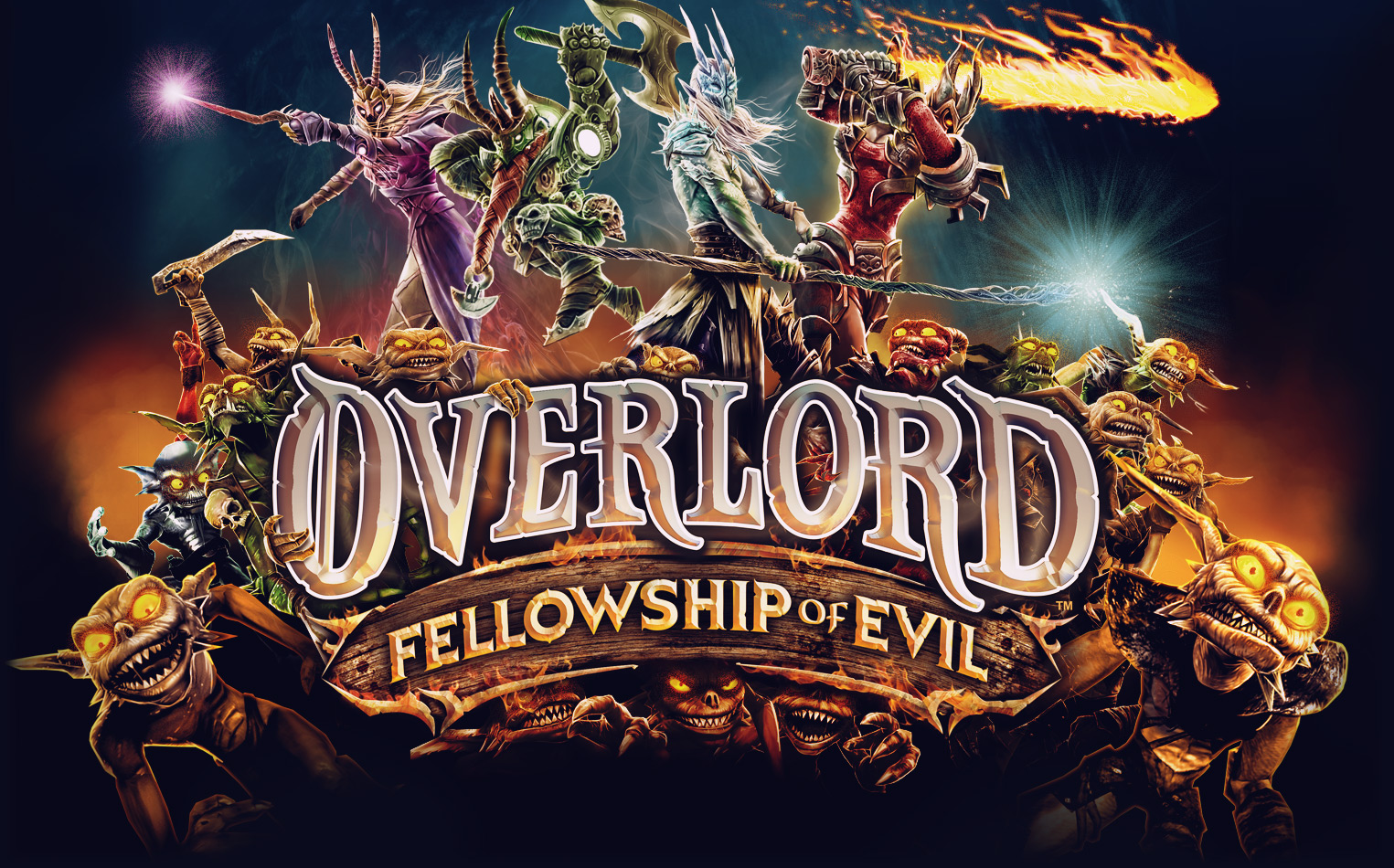 Four-Player Overlord Announced for PS4, Xbox One, PC