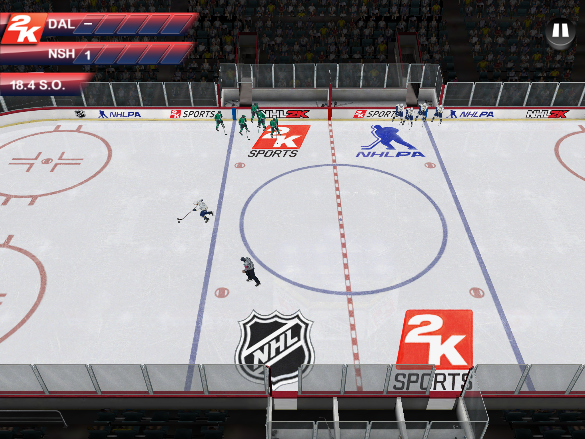 NHL 2K Series Resurrected As