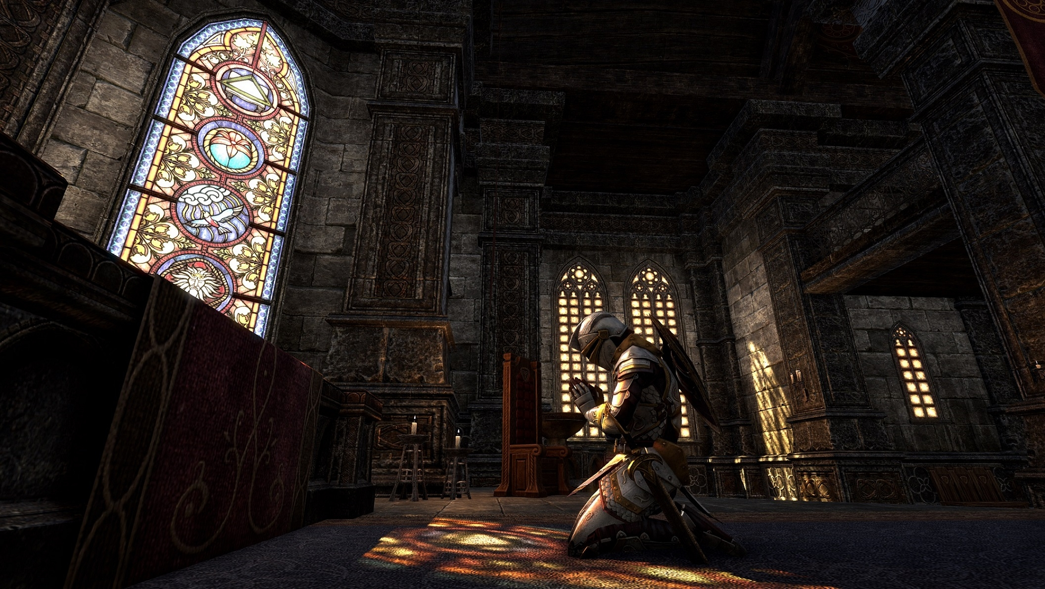 Elder Scrolls Online Xbox One/PS4 Beta Starts Tomorrow, Massive File Size Revealed