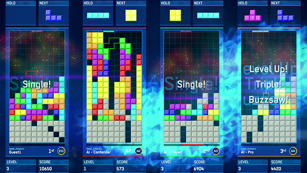 Tetris Ultimate PS4 and Xbox One Release Dates Set