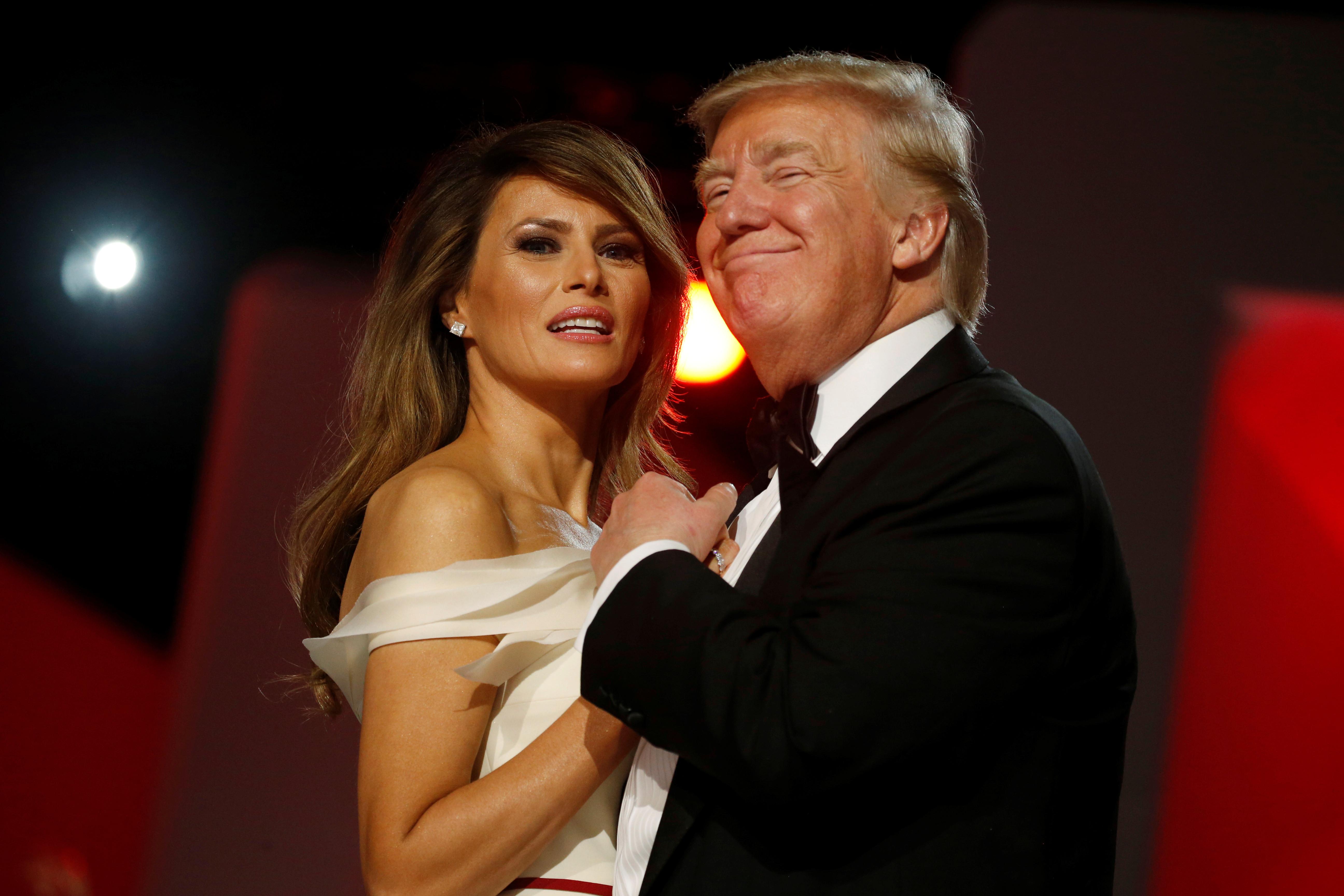 What Is Melania Trump Doing?