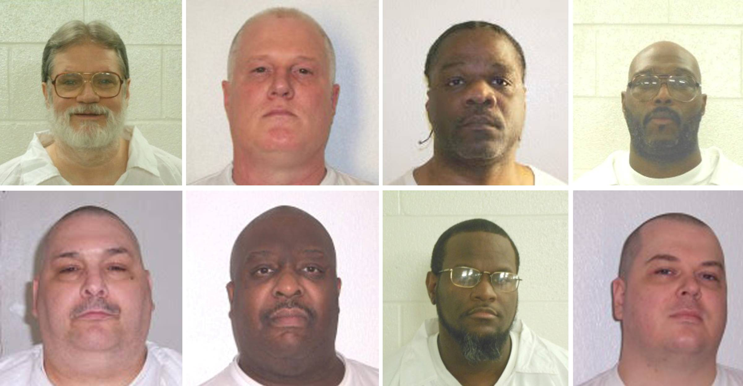 Arkansas Executes 2 Death Row Inmates