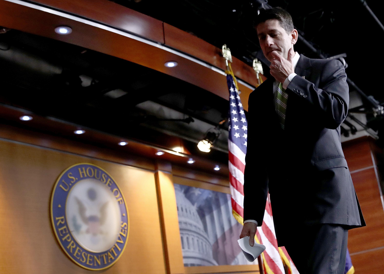 Jeanine Pirro Calls For Speaker Paul Ryan's Resignation