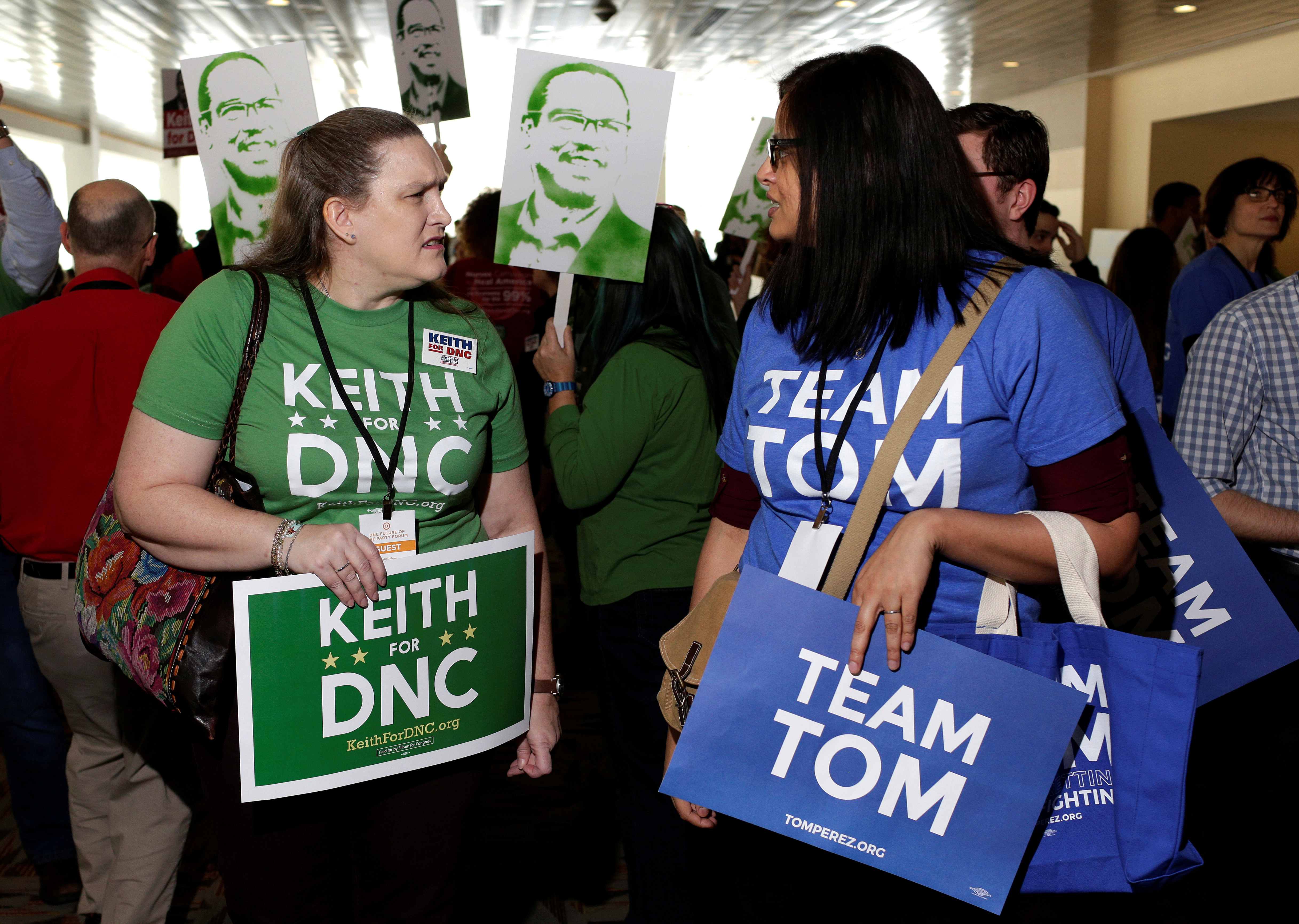 DNC To Elect New Chair In Winter Meeting