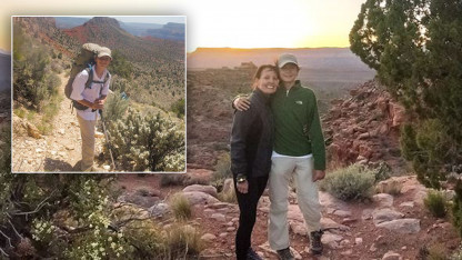 Boy and Grandmother Seen in Last Photos Before They Vanished in Grand Canyon