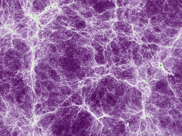 Scientists Stumbled on a Surprising Thing About Dark Matter