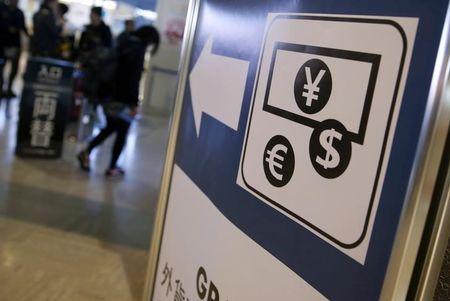 Yen holds gains despite weak wages, Aussie GDP, Nkorea eyed
