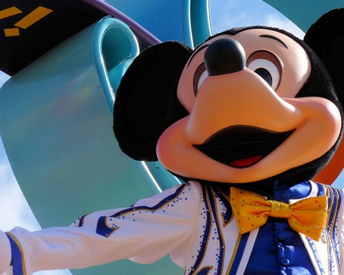 Disney (DIS) Stock About to Break Out