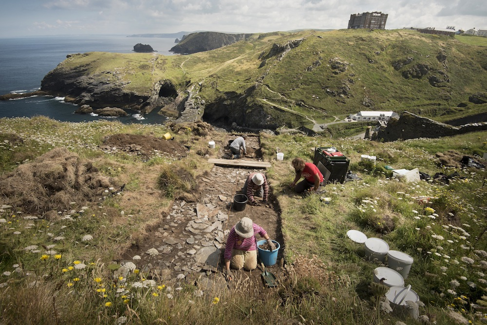 Archaeologists Return to Legendary Birthplace of King Arthur